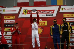 Ferrari Challenge Imola (ITA) 27-29 09 2013