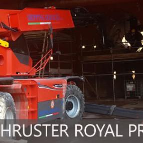 Manutenzione thruster Royal Princess